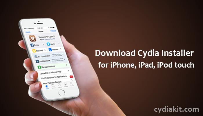 Download Cydia Installer for iOS 13