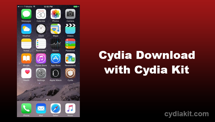 Cydia download with cydia kit